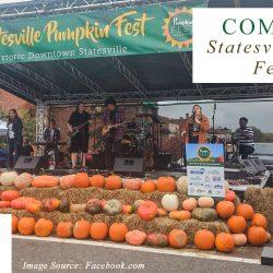 Statesville Pumpkin Fest 2019