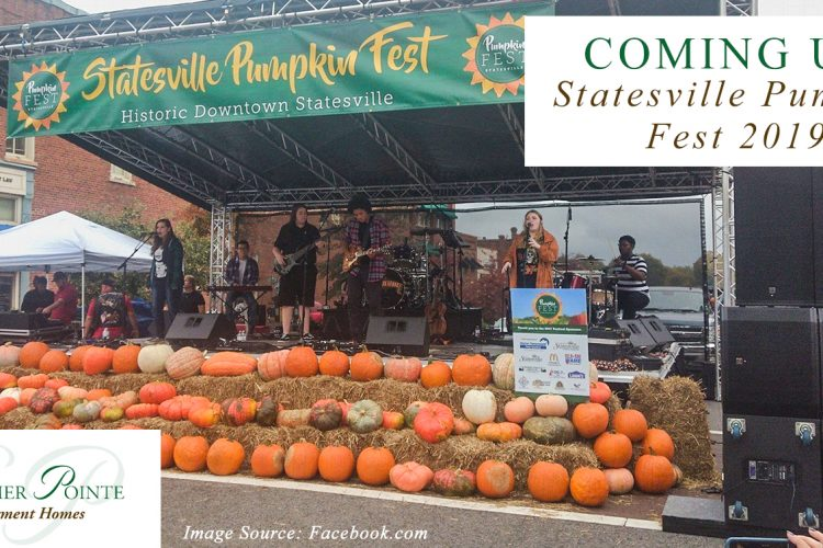 Coming Up: Statesville Pumpkin Fest 2019
