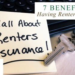 benefits of having renter's insurance
