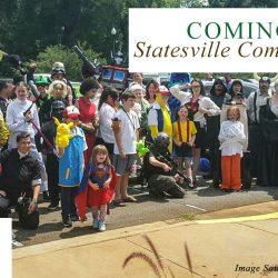 Statesville Comic Con 2020