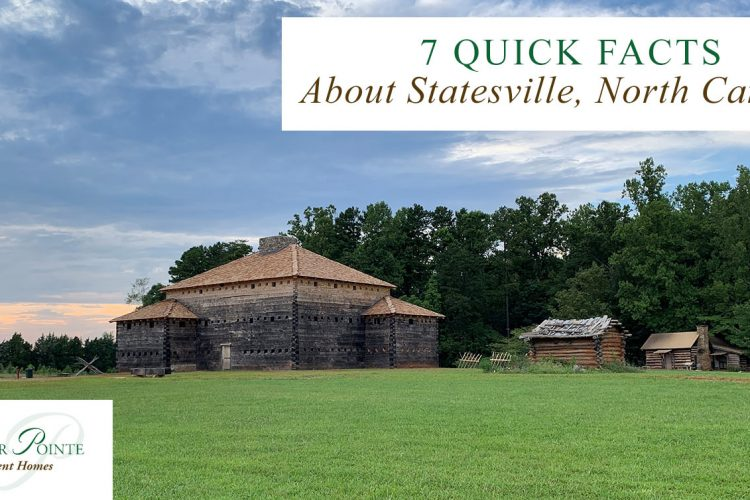 7 Quick Facts About Statesville, North Carolina
