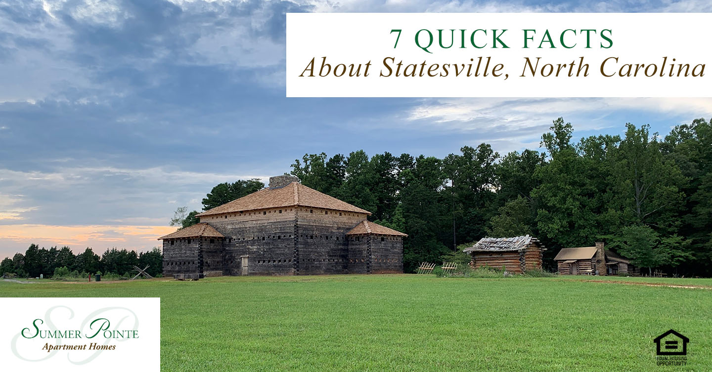 Facts About Statesville, North Carolina