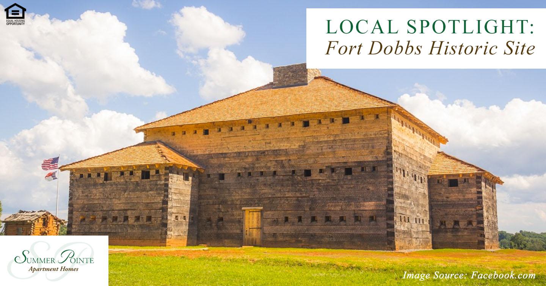 Fort Dobbs Historic Site