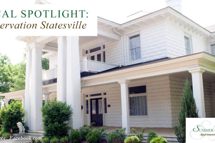 Local Spotlight: Preservation Statesville