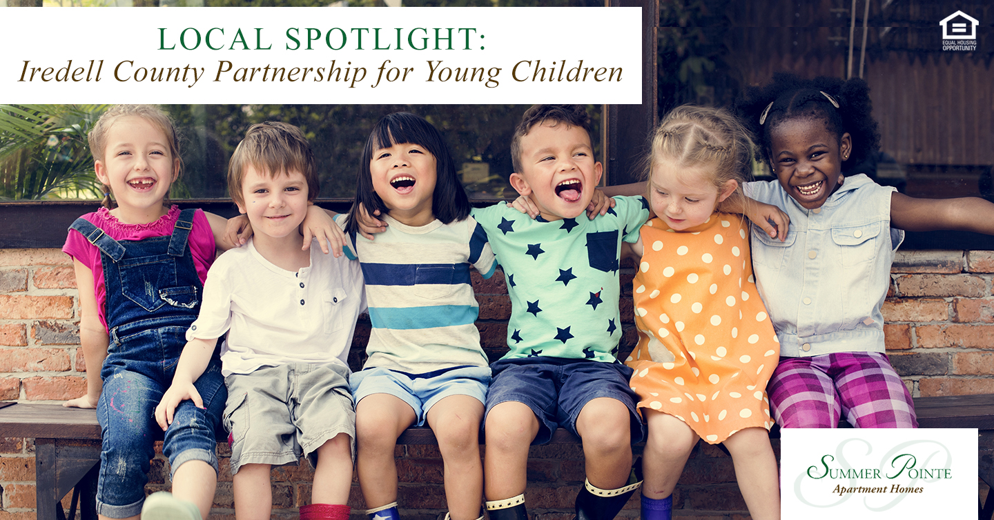Local Spotlight: Iredell County Partnership for Young Children