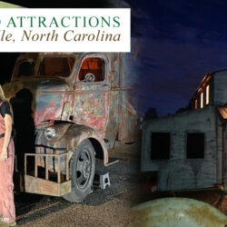 Haunted Attractions Near Statesville, North Carolina