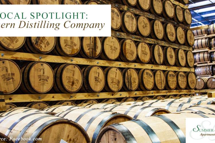 Local Spotlight: Southern Distilling Company