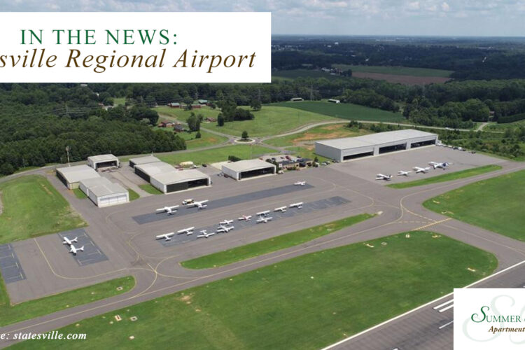 In the News: Statesville Regional Airport