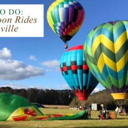 Hot Air Balloon Rides in Statesville
