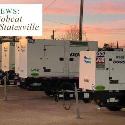 Doosan Bobcat expansion in Statesville