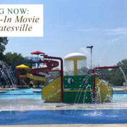 Summer Dive-In Movie Series in Statesville