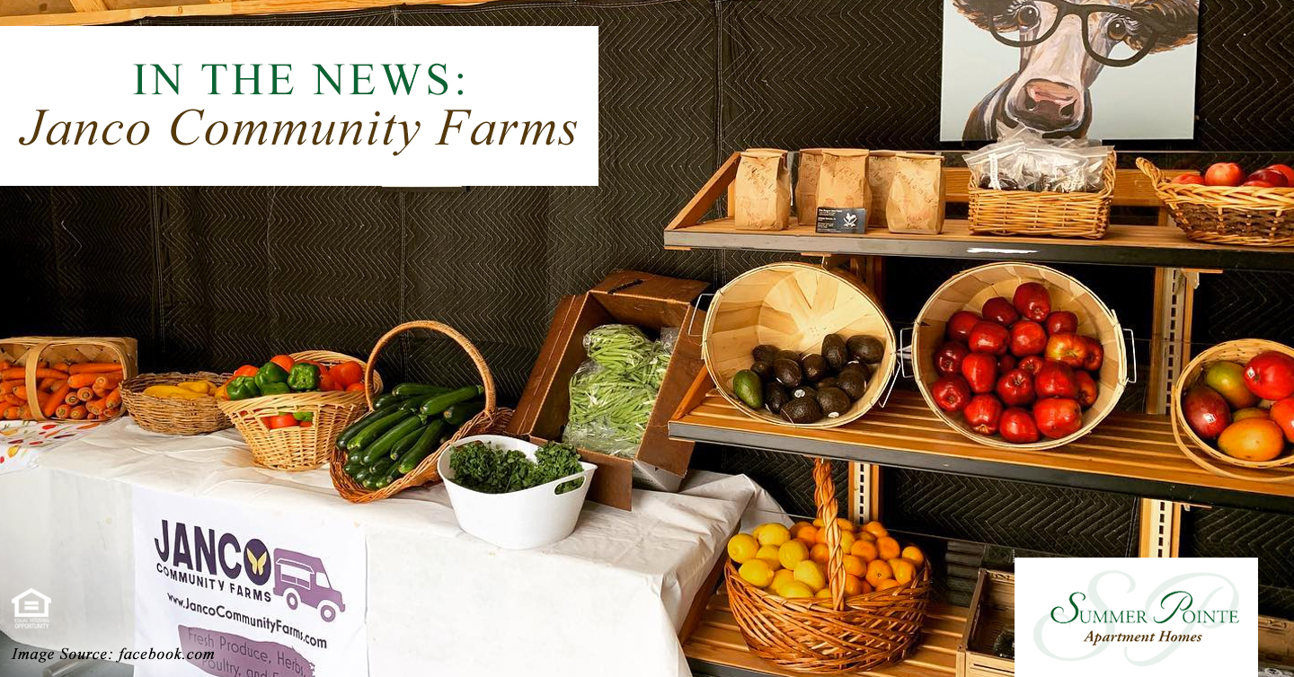 In the News: Janco Community Farms