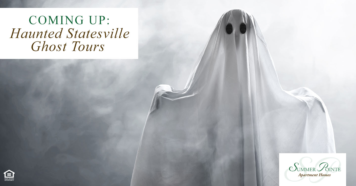 Coming Up: Haunted Statesville Ghost Tours