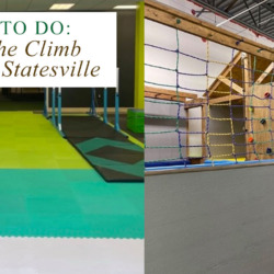 play at The Climb Athletics in Statesville